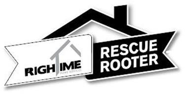 RIGHTIME HOME SERVICES RESCUE ROOTER