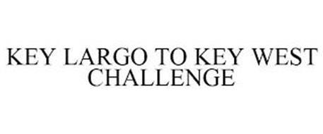 KEY LARGO TO KEY WEST CHALLENGE
