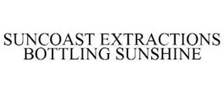 SUNCOAST EXTRACTIONS BOTTLING SUNSHINE