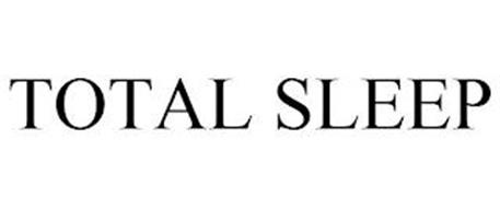 TOTAL SLEEP