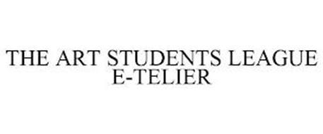 THE ART STUDENTS LEAGUE E-TELIER