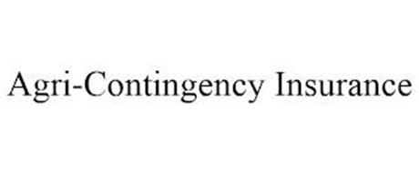 AGRI-CONTINGENCY INSURANCE