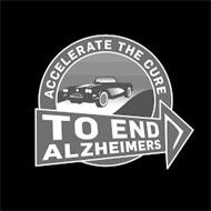 ACCELERATE THE CURE TO END ALZHEIMERS