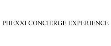 PHEXXI CONCIERGE EXPERIENCE