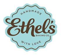 ETHEL'S BAKING CO. HANDMADE WITH LOVE