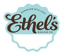 HANDMADE WITH LOVE ETHEL'S BAKING CO.