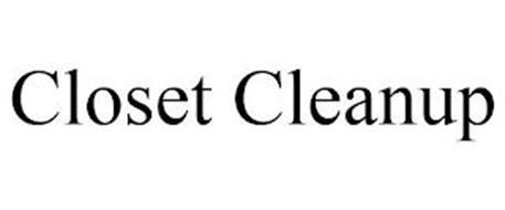 CLOSET CLEANUP
