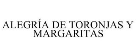 ALEGRÍA DE TORONJAS Y MARGARITAS
