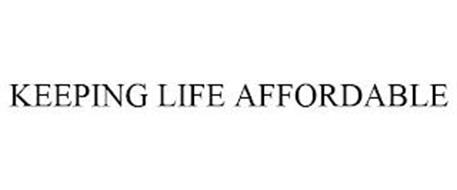 KEEPING LIFE AFFORDABLE