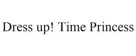 DRESS UP! TIME PRINCESS