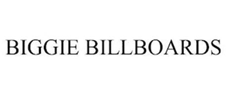 BIGGIE BILLBOARDS