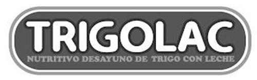 TRIGOLAC NUTRITIVO DESAYUNO DE TRIGO CON LECHE
