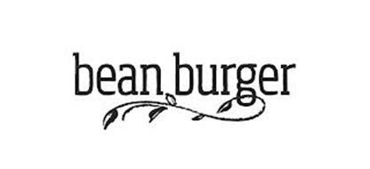 BEAN BURGER