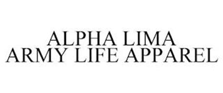 ALPHA LIMA ARMY LIFE APPAREL