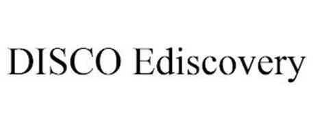 DISCO EDISCOVERY