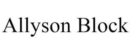 ALLYSON BLOCK