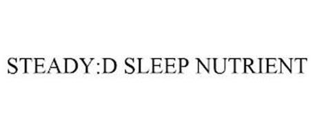 STEADY:D SLEEP NUTRIENT
