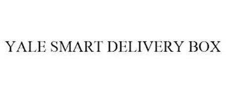 YALE SMART DELIVERY BOX