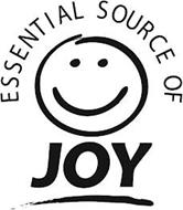 ESSENTIAL SOURCE OF JOY