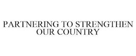 PARTNERING TO STRENGTHEN OUR COUNTRY