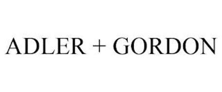 ADLER + GORDON