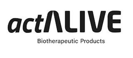ACTALIVE BIOTHERAPEUTIC PRODUCTS