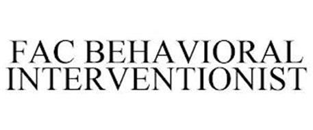 FAC BEHAVIORAL INTERVENTIONIST