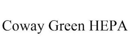 COWAY GREEN HEPA