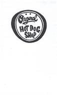 ORIGINAL HOT DOG SHOP