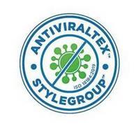· ANTIVIRALTEX · STYLEGROUP