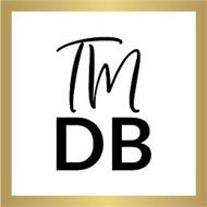 THE LETTERS TM AND DB
