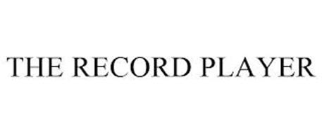 THE RECORD PLAYER