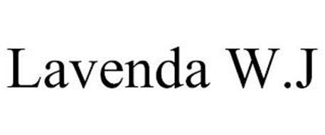 LAVENDA W.J