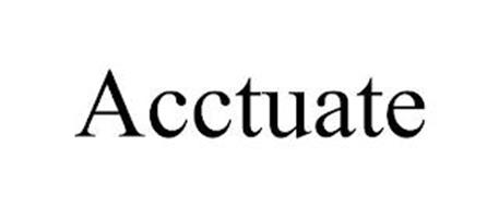 ACCTUATE