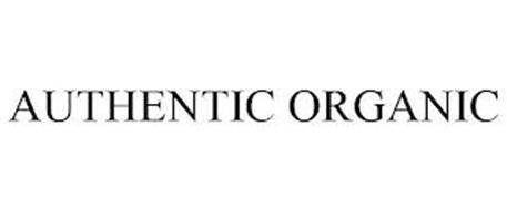 AUTHENTIC ORGANIC
