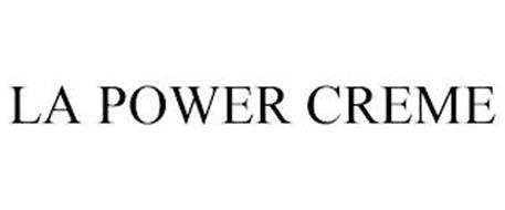 LA POWER CREME