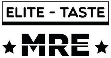 MRE ELITE-TASTE
