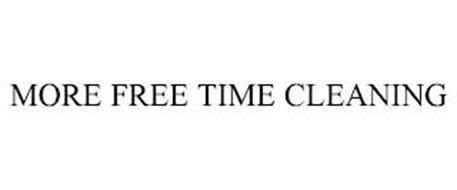 MORE FREE TIME CLEANING