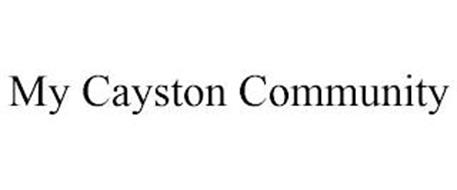 MY CAYSTON COMMUNITY