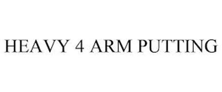 HEAVY 4 ARM PUTTING