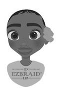 PRE-STRETCHED 2X ITCH FREE HAIR EZBRAIDKIDS