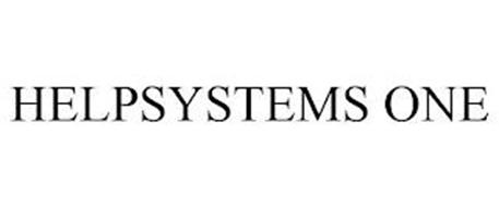 HELPSYSTEMS ONE