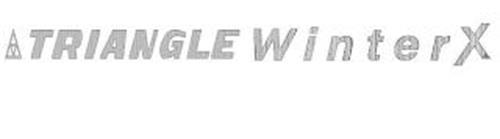 TRIANGLE WINTERX