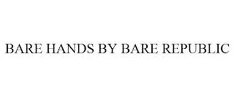 BARE HANDS BY BARE REPUBLIC