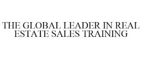 THE GLOBAL LEADER IN REAL ESTATE SALES TRAINING