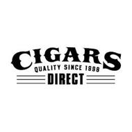 CIGARS DIRECT QUALITY SINCE 1998