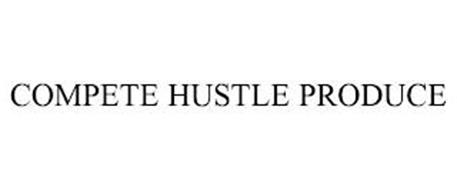 COMPETE HUSTLE PRODUCE