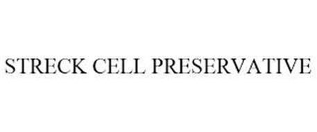 STRECK CELL PRESERVATIVE