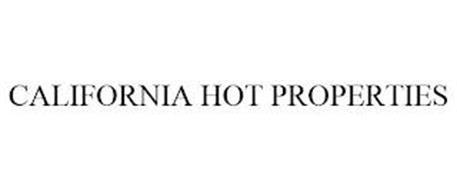 CALIFORNIA HOT PROPERTIES