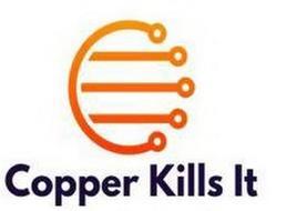 COPPER KILLS IT